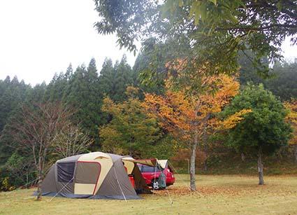 秋キャンプ0