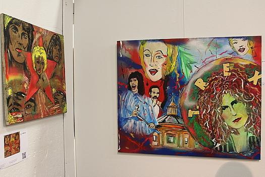 Andy McCoy Art 2013