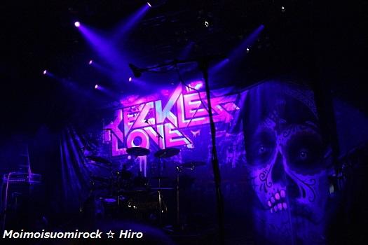 Reckless Love Tavastia 21.09.2013
