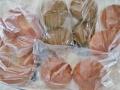 食物繊維、イソフラボンが豊富、低糖質で もっちりぷっくら とっても美味しいパンです!