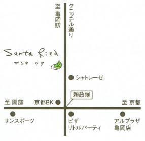 Santa・Rita 地図