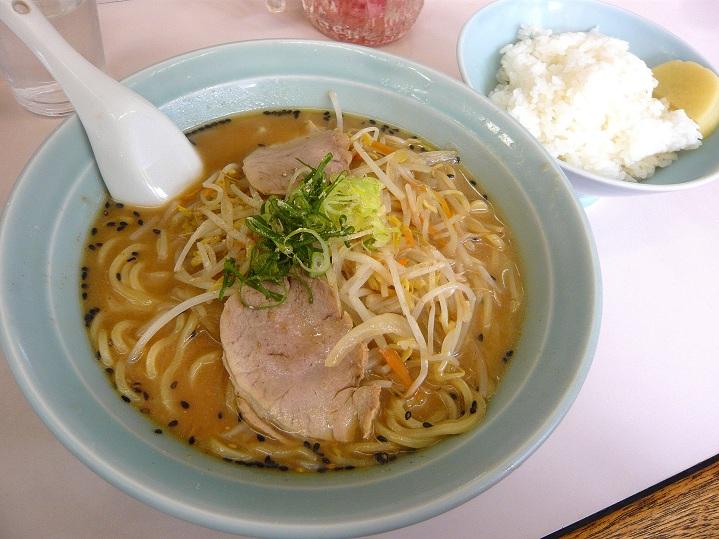 てうれ味噌ラーメン1