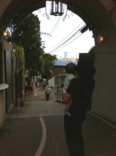 北野異人館街を散歩
