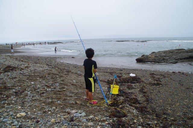そして釣り