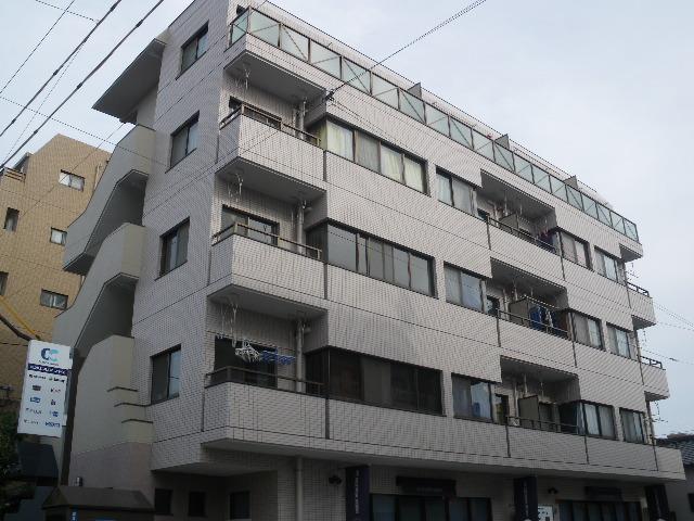 鹿児島市荒田2丁目賃貸瀬戸マンションの外観