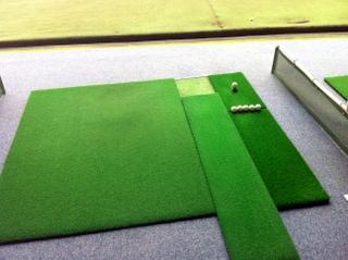 ゴルフの練習場_冷房