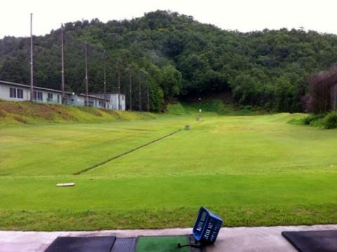 ぎふ美濃ゴルフ倶楽部練習場2