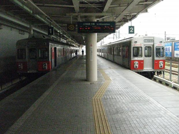 豊橋鉄道1