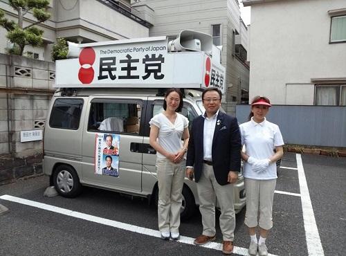 北区選出『原田 大』さん(現2期)応援①