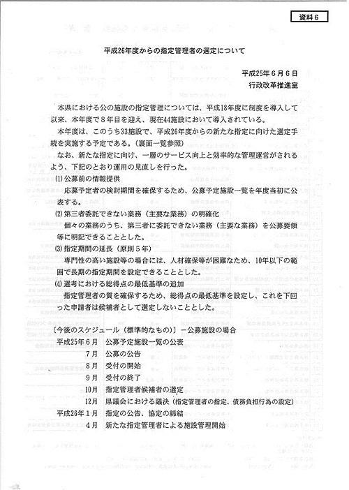 平成25年度 栃木県議会<第319回 臨時会議>県政経営委員会⑩