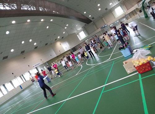 宇都宮テニス協会<ファミリーエンジョイテニス>③