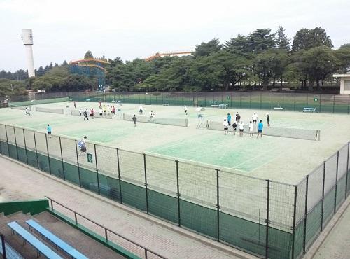 宇都宮テニス協会 主催<クラブ対抗テニス大会 2013>②