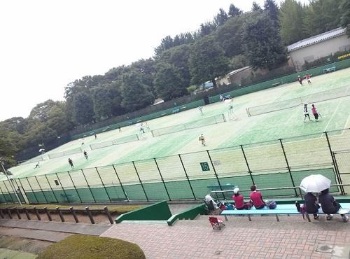 宇都宮テニス協会 主催<クラブ対抗テニス大会 2013>④