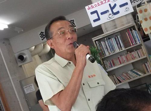 連合栃木議員懇談会<第1回 地域交流会>①