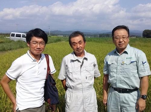 農作物成分の常識を変えた!『ピロール農法』現地調査に行ってきました②