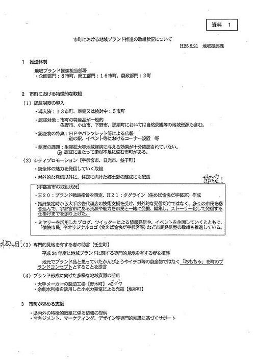 栃木県議会<県政経営委員会>通告質疑を行いました⑥
