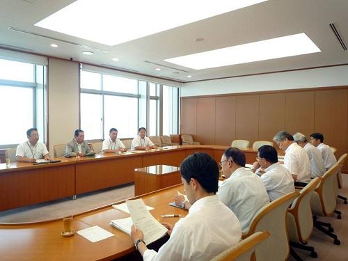 <2013(平成25)年度 栃木県9月補正予算および政策推進に関する要望>申し入れ③