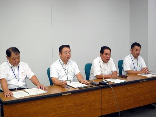 <2013(平成25)年度 栃木県9月補正予算および政策推進に関する要望>申し入れ⑤