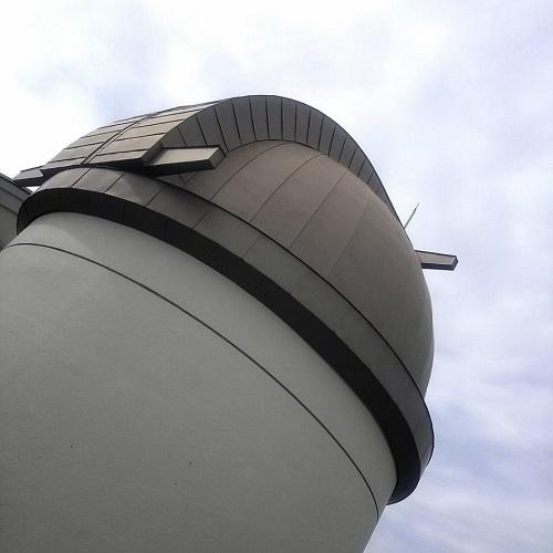 宇都宮市立田原中学校<給食甲子園>と<天文台&プラネタリウム>⑯
