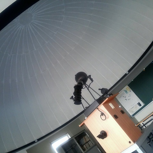 宇都宮市立田原中学校<給食甲子園>と<天文台&プラネタリウム>⑱