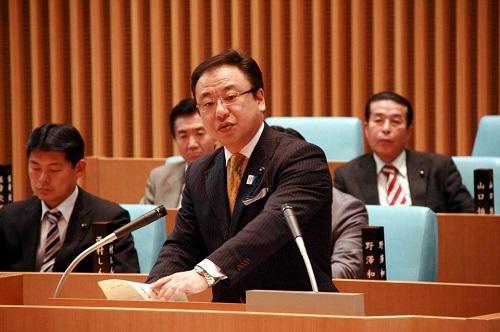 栃木県議会9月通常会議<本会議>一般質問・質疑に登壇します