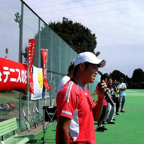 TTA(栃木県テニス協会)テニスフェスタ2013 & 宇都宮秋のテニス祭り<開会式>③