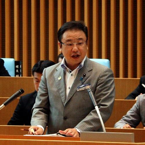 栃木県議会9月通常会議<本会議>質問戦、終わる!①