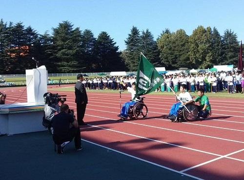 第9回 栃木県障害者スポーツ大会<開会式>②