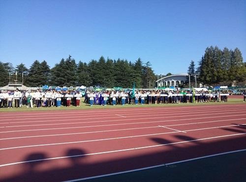 第9回 栃木県障害者スポーツ大会<開会式>④
