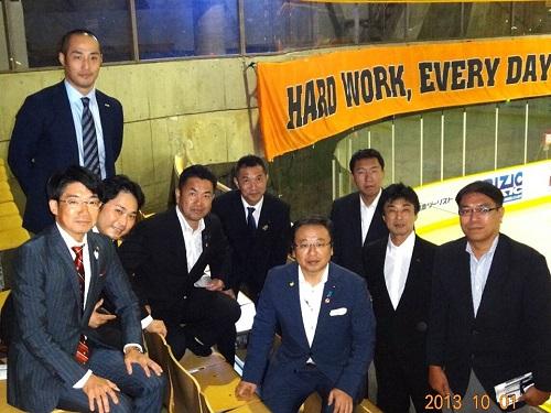 民主党青年局 北関東ブロック<視察研修会>に行ってきました!画像編1①