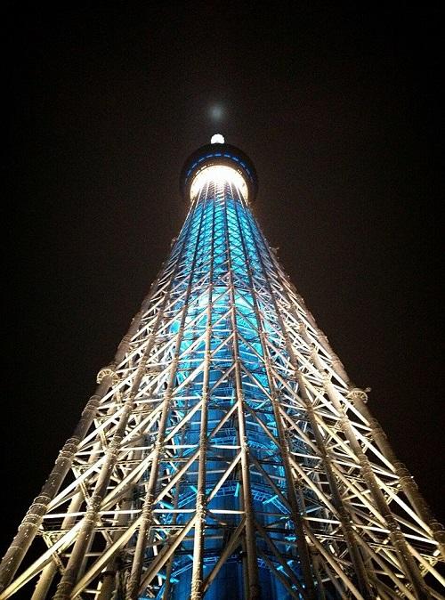 <東京スカイツリー>ガラ空き?①