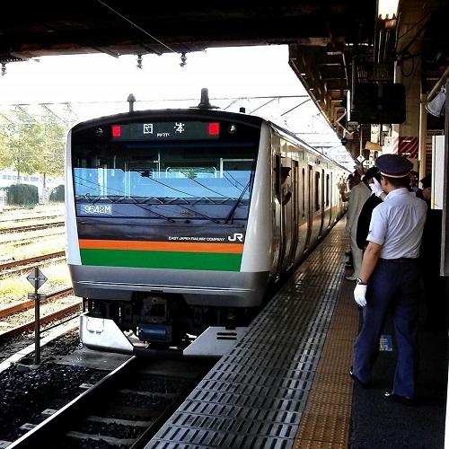 JR東労組<「栃木県 旅のプレゼント」出発式>に行ってきました⑤