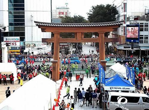 宇都宮 赤く染まる!<JAPAN CUP CYCLE ROAD RACE>クリテリウムへ!その3①