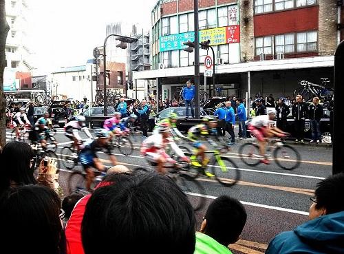 宇都宮 赤く染まる!<JAPAN CUP CYCLE ROAD RACE>クリテリウムへ!その3②