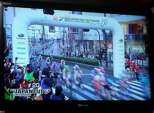 宇都宮 赤く染まる!<JAPAN CUP CYCLE ROAD RACE>クリテリウムへ!その3④