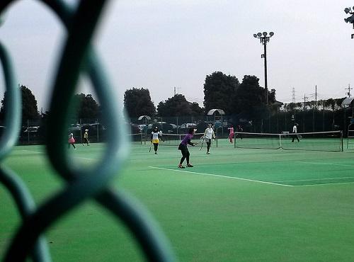 <宇都宮選手権ダブルステニス大会>開催!】その1②