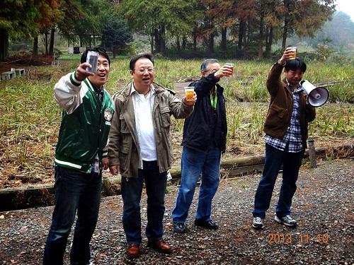 斉藤たかあき後援会<第7回 ふれあいBBQ大会>②