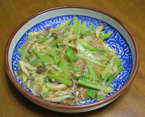 カイラン料理中華風