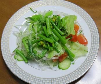 11月のトマトサラダ