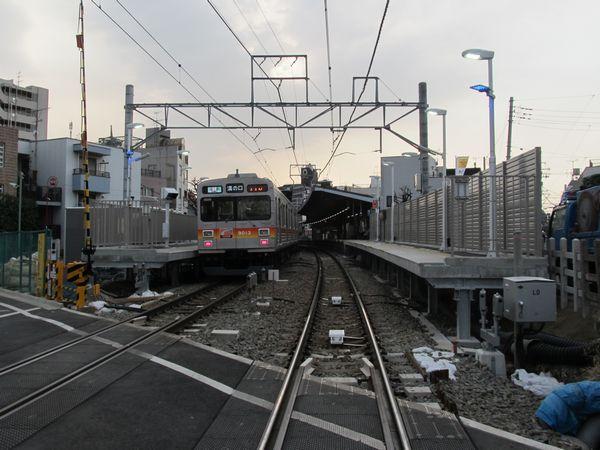 東急大井町線戸越公園駅
