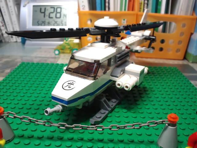 多用途攻撃ヘリコプター (通称・吹雪)