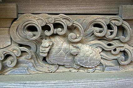 130312千葉県 鷲神社本殿②