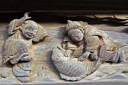 130312千葉県 鷲神社本殿④
