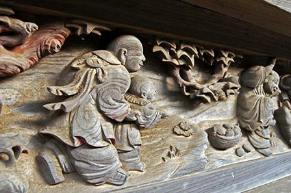 130312千葉県 鷲神社本殿⑤