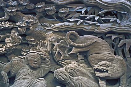 130312千葉県 鷲神社本殿⑥