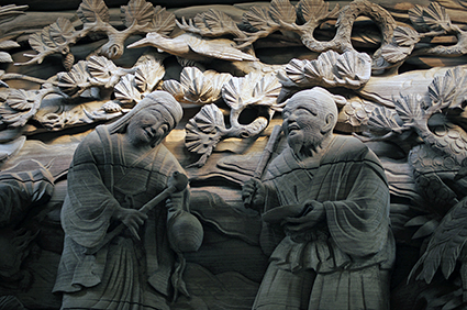 130312千葉県 鷲神社本殿⑦