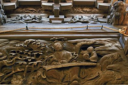 130312千葉県 鷲神社本殿⑨