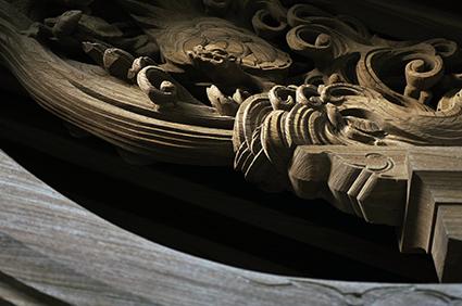 130312千葉県 鷲神社本殿⑪