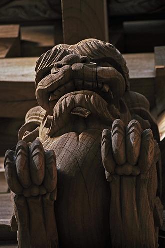 130312千葉県 鷲神社本殿⑬