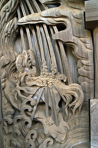 130312千葉県 鷲神社本殿⑫